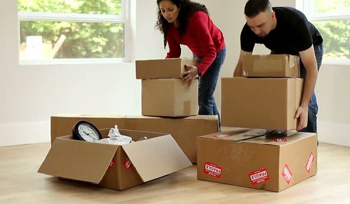 Tips and Tricks to Move to a New House